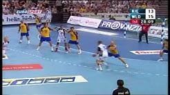 Christian Sprenger - One of the best right wings in Handball - THW Kiel