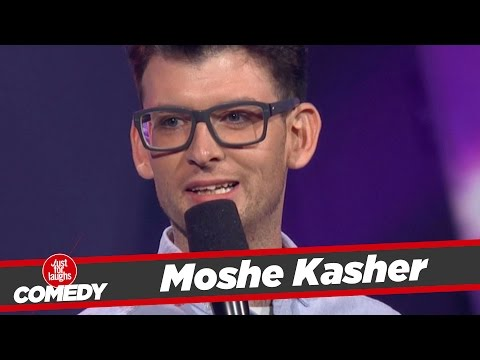 Moshe Kasher Stand Up -  2012