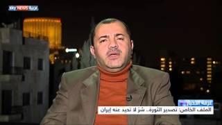 تصدير الثورة.. شر لا تحيد عنه إيران