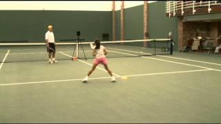 Tennis Drill #10