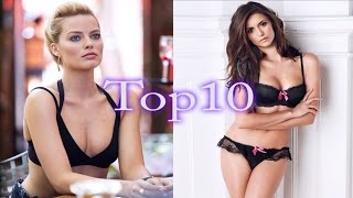 Top 10 Hottest