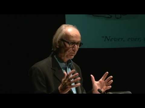 Donald MacPherson speaks at Sam Sullivan's Public Salon