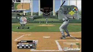 Major League Baseball 2K5 Xbox Gameplay - Training: