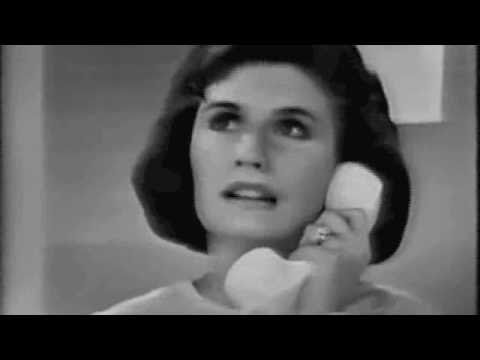 Girl Group - The Angels - Live on TV - 1963