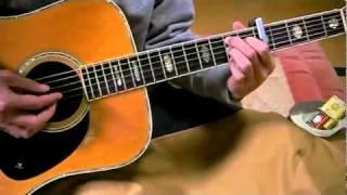素人のギター弾き語り 泣いてたまるか 渥美清 詞・良池まもる 曲・木下...