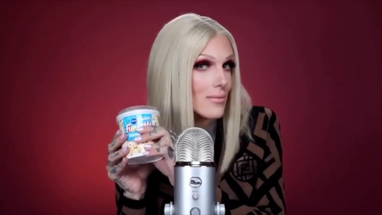Best ASMR moments in Jeffree Star's videos - YouTube
