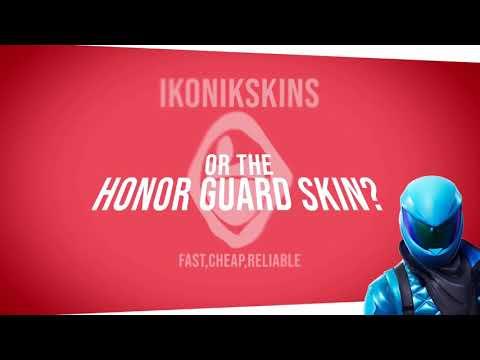 Turn off 2FA - ikonikskin.com |Fortnite|