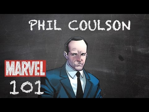 Ultimate S.H.I.E.L.D. Agent - Phil Coulson – Marvel 101