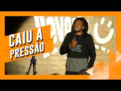 MINHA PRESSÃO BAIXOU