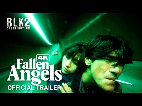 FALLEN ANGELS 4K | Official Trailer