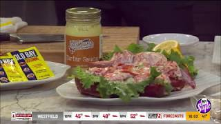 "Indy Style: Caplinger's Fresh Catch ""dives"" into the sea with a Lobster Roll, Part 2"