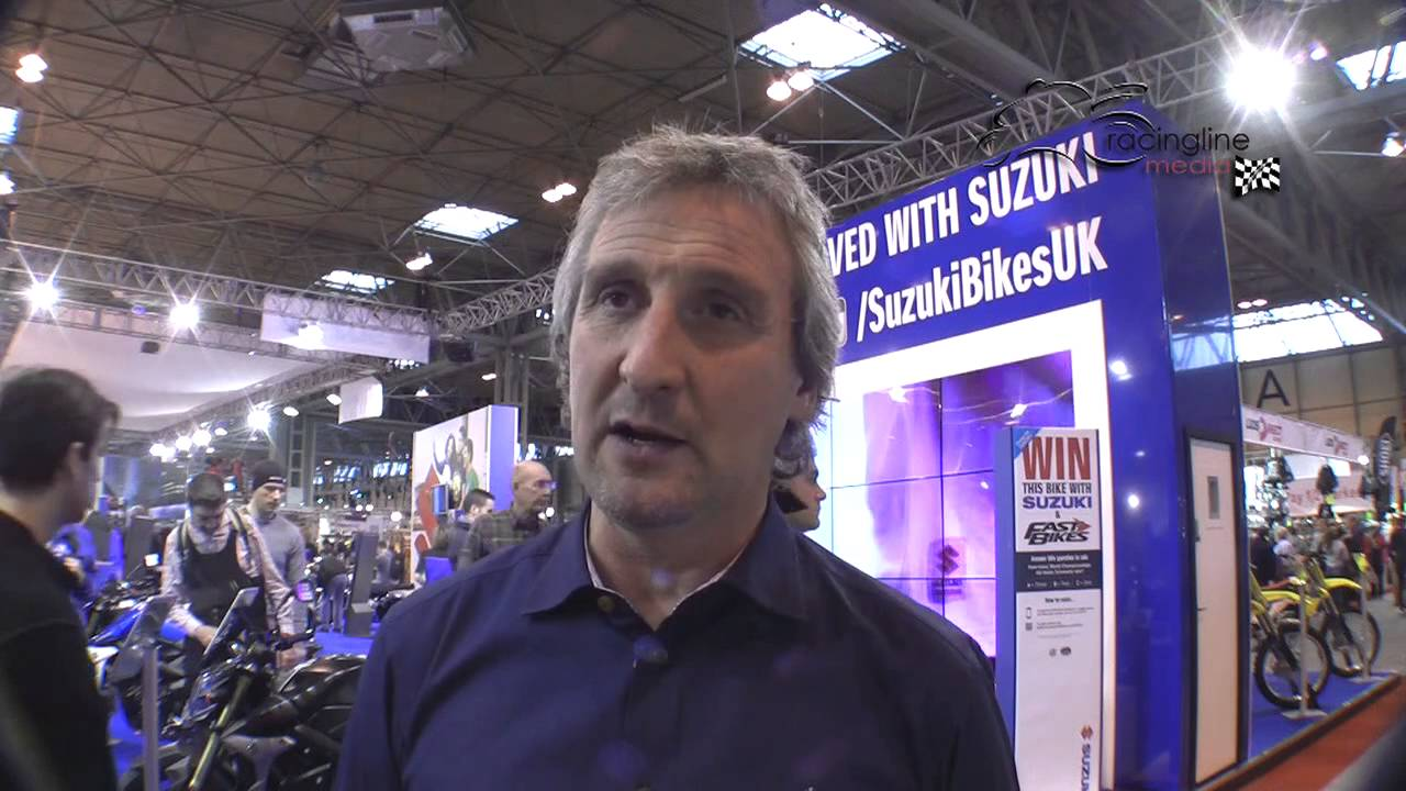Philip Neal Tyco Suzuki at Motorcycle live 2012 - YouTube