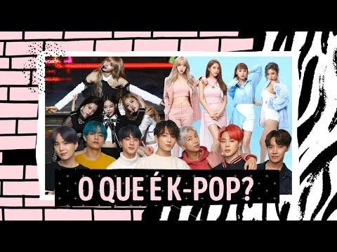 Um breve resumo sobre a história do k-pop