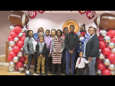 Twelve children adopted during Franklin County National Adoption Day event