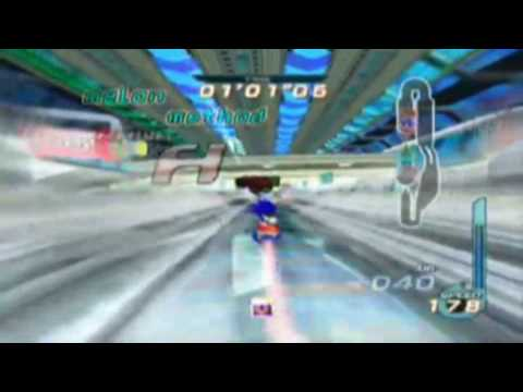 Sonic Riders - Metal City - Loquendo