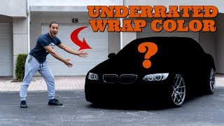 Everyone Said Vinyl Wrapping My BMW 335i in This Color Was a Mistake - So I Did It Anyways - EP 17