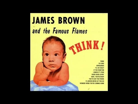 James Brown - Think! (1960) [Full R&B Album] - [Fantastic Soul Songs]