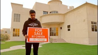 somebody put my house for sale