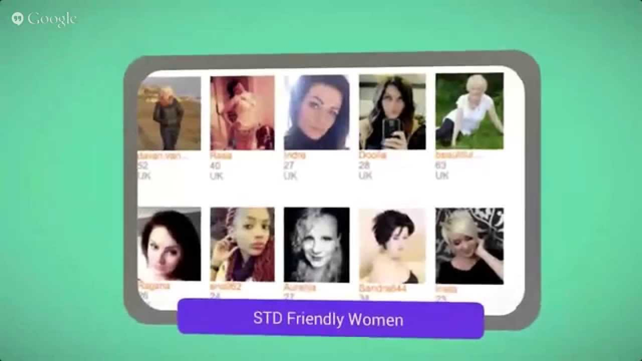 Dating for people with std