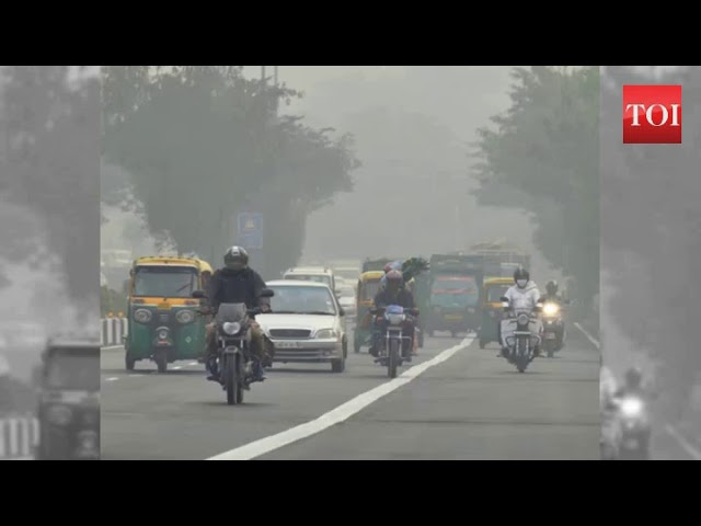After a day of gains, pollution in Delhi back to 'emergency'