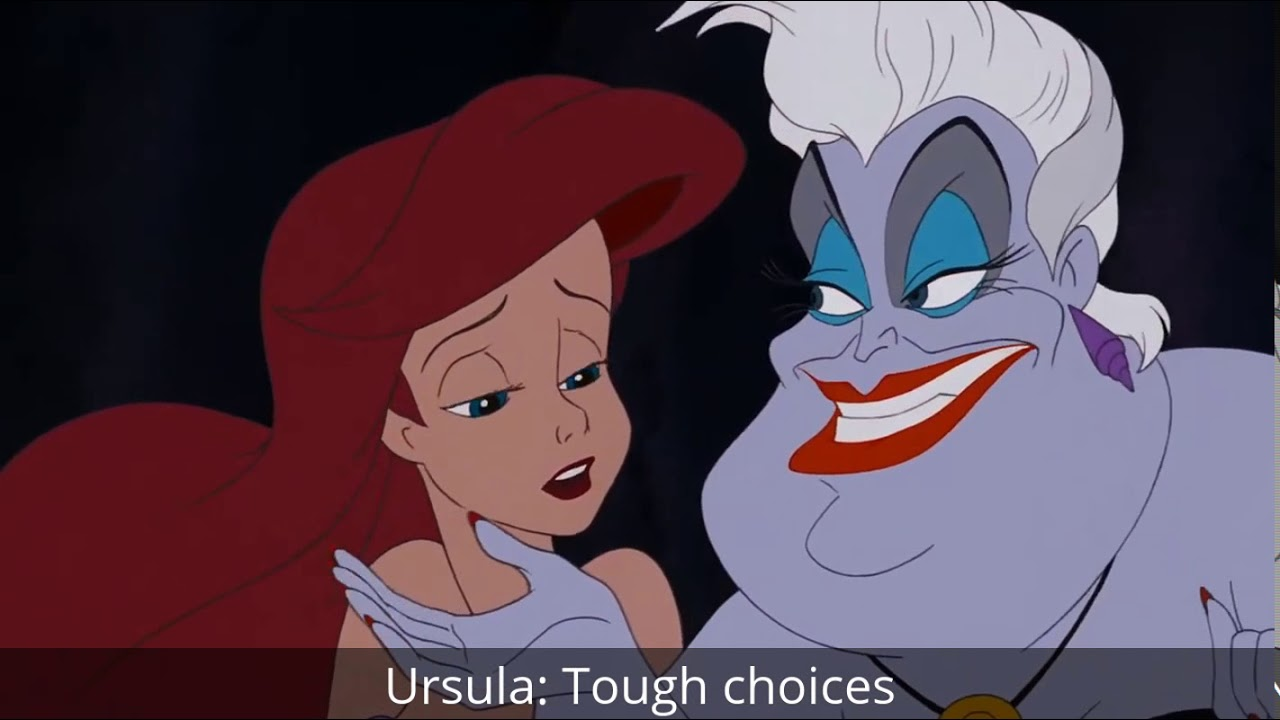 Top Ten Disney Villain Quotes (As Voted by the Public)