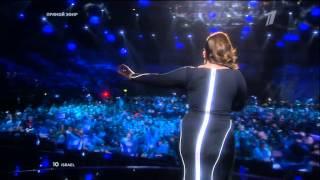 "ИЗРАИЛЬ - Моран Мазор - ""Rak Bishvilo"" - Евровидение 2013 [16.05.2013]"