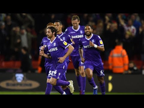 Highlights: Sheffield United v Stoke City