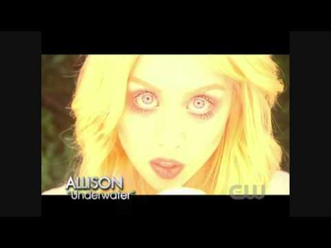 ANTM Music Video Allison Harvard Underwater without tyra!