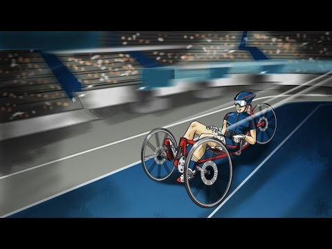 Cybathlon FES Bike Race first concept video