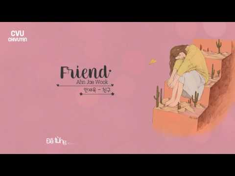 [Vietsub + Engsub + Hangul] Ahn Jae Wook (안재욱) - Friend (친구)