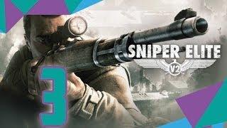 Sniper Elite V2 (Xbox 360) ESPAÑOL | Capítulo 3 | Matando Todo Lo Que Se Mueve