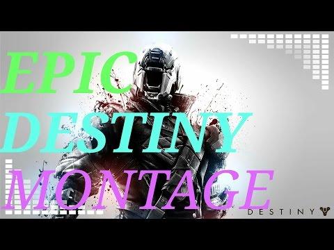 "Destiny Montage ""Insane Crucible Gameplay!!"" Epic Warlock Gameplay!!"