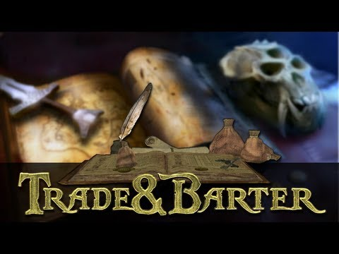 Skyrim Mod: Trade and Barter