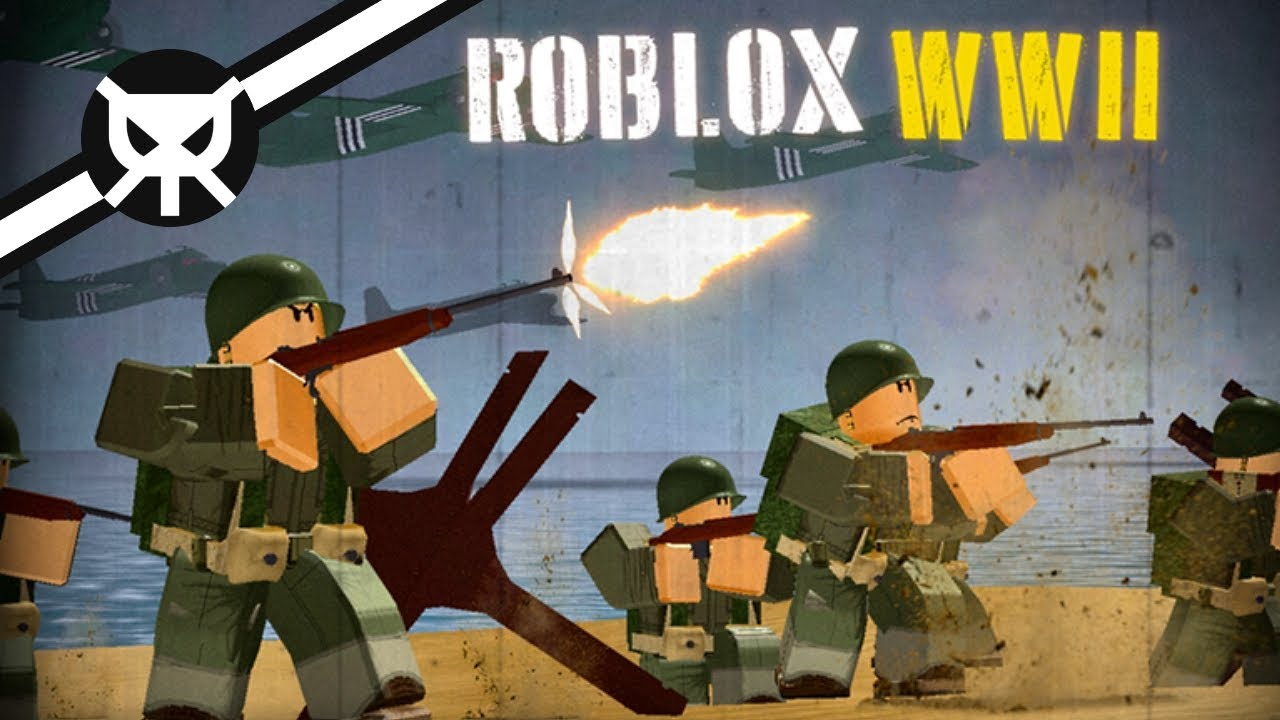 Amazing New Wwii Game On Roblox Roblox Wwii Alpha Youtube