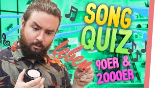 Die BESTEN 90er und 2000er Hits! | Songquiz