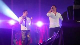 Andy & Lucas en Arroyo de la Miel (Málaga) 29/06/16