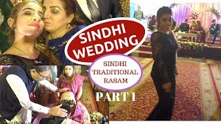 PAKISTANI SINDHI WEDDING VLOG -  PART1 | YusraSolangi