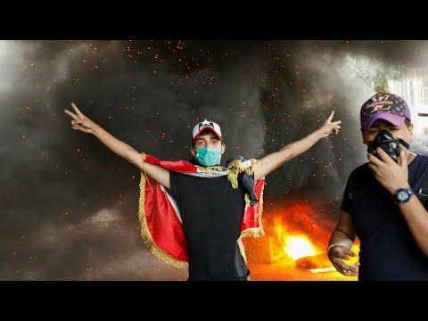 العراق: منظمة العفو الدولية تدعو لوقف استخدام -القوة المميتة- ضد المتظاهرين  - 12:00-2019 / 11 / 11