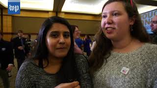 connectYoutube - Doug Jones's supporters celebrate victory: 'I'm just so incredibly proud'