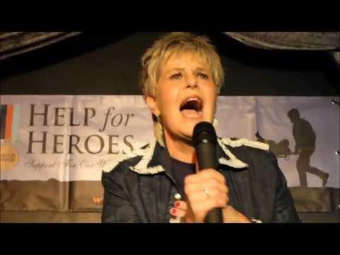 Hazell Dean - Whatever I Do, Wherever I Go (Live)