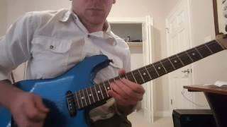 Emergency - HEAT Guitar Cover