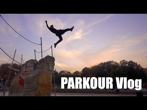 Double Gainer & Neue Spots   PARKOUR Vlog #66