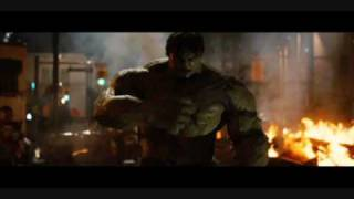 The incredible Hulk - Animal i have become
