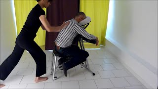 ASMR Massage assis version longue