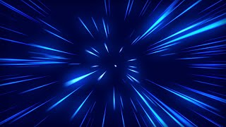 Fast Moving Laser Lights Motion Graphics Animated Background || VJ Loops 2021 || Speed Tunnel Loop
