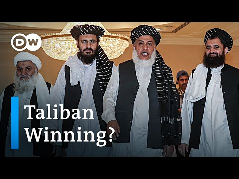 Is the US close to giving up Afghanistan to the Taliban? | DW News
