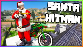 GTA 5 Roleplay - SANTA HITMAN JOB | RedlineRP