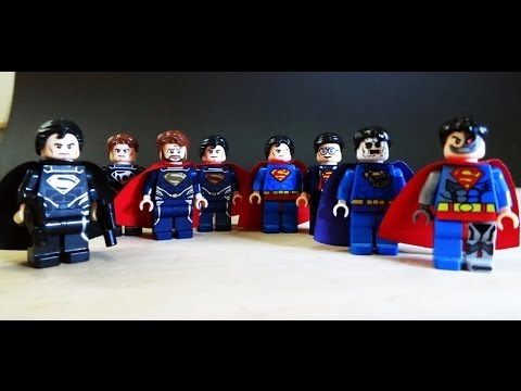 Lego Dc Superheroes Superman Man Of Steel Sheng Yuan