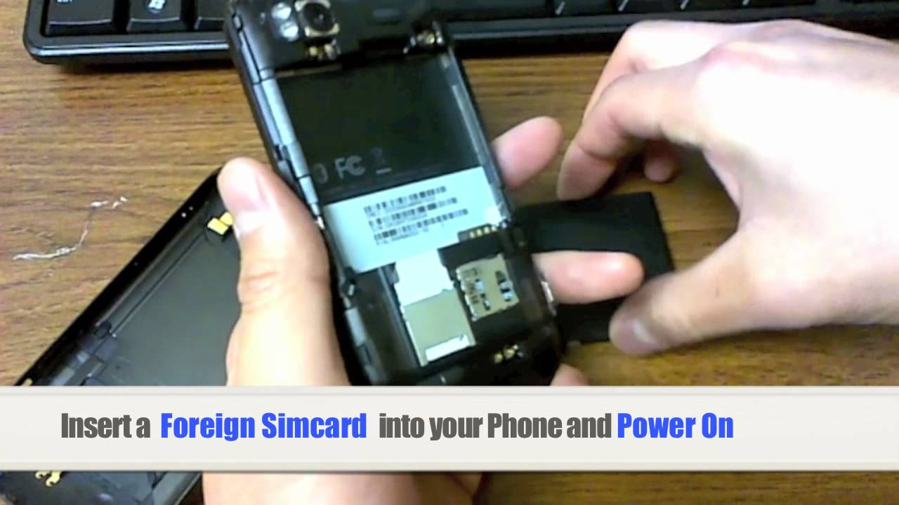 Unlock HTC | How to Unlock any HTC Phone by Sim Network Unlock Pin Code  Instructions, Tutorial