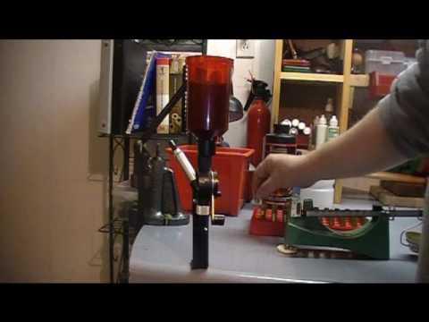 Lee Perfect Powder Measure part 1